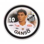 Bot�o do Santos - Ganso