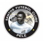 Bot�o do Santos - Pel�