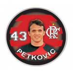 Bot�o do Flamengo - Petkovic