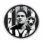 Bot�o do Botafogo - Garrincha