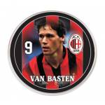Bot�o do Milan - Van Basten