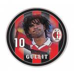 Bot�o do Milan - Gullit